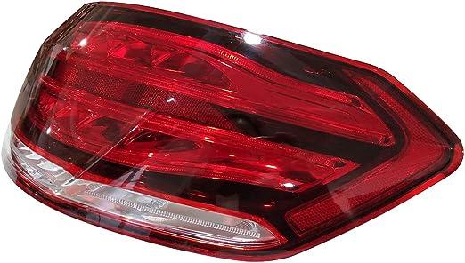OREALLAMPE 2129061403 Piloto trasero Derecho del pasajero Luz trasera de freno de se/ñal de estacionamiento para Klasse E W212 2014