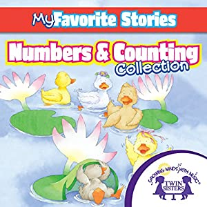 Kids Favorite Stories: Numbers & Counting Collection Audiobook