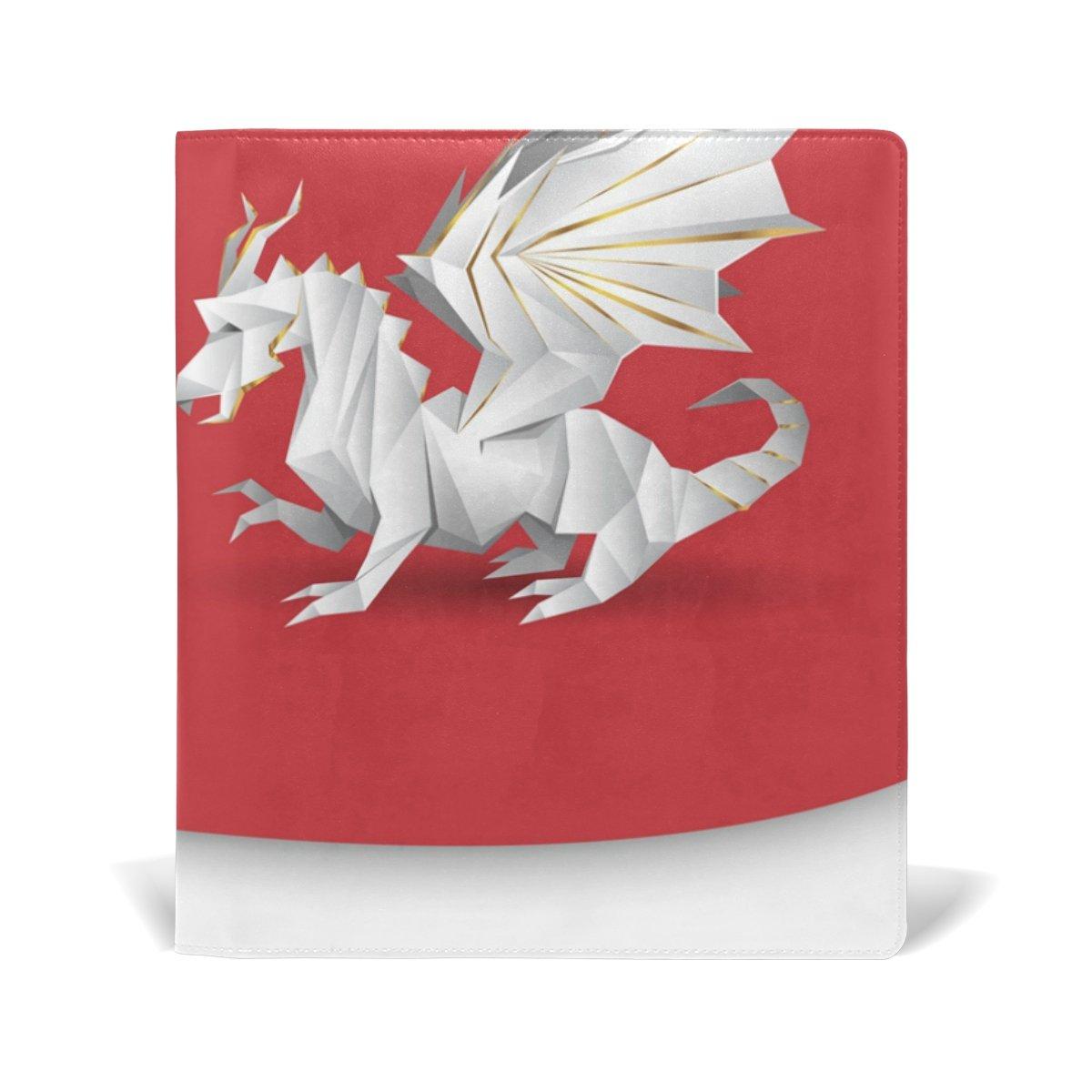 bennigiry dragones piel estirable Book de Cover Cubierta – rellenable de Book libros libro de tapa dura libro pantalla, 9 x 11 cm 592a0a