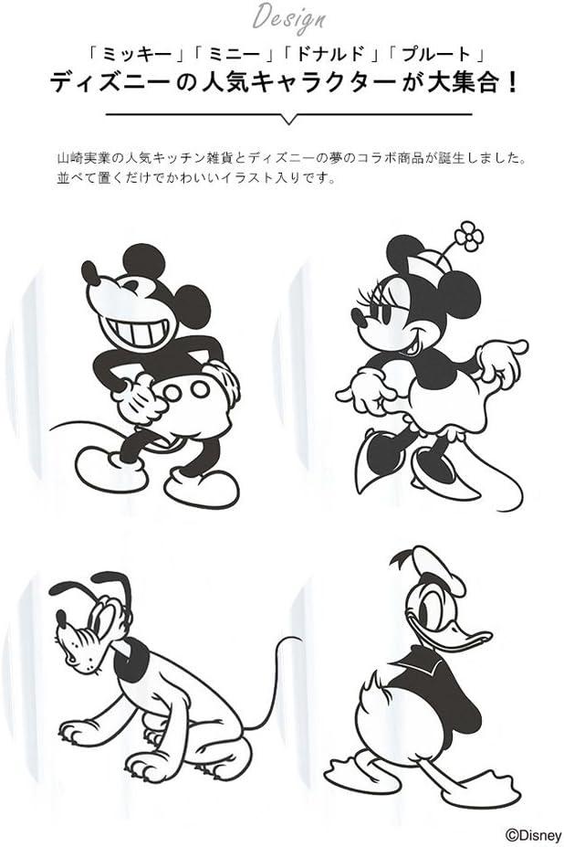 Amazon ディズニー スパイスボトル 4個 ラックセット ミッキーマウス