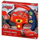 Indoor/Outdoor Use Cars Steering Wheel With Sounds & Lights Colourful - 3+ years