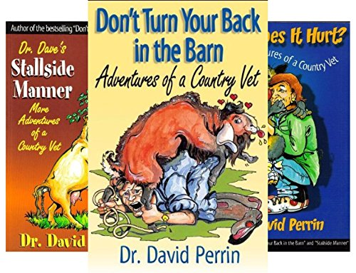 Adventures of a Country Vet (5 Book Series)