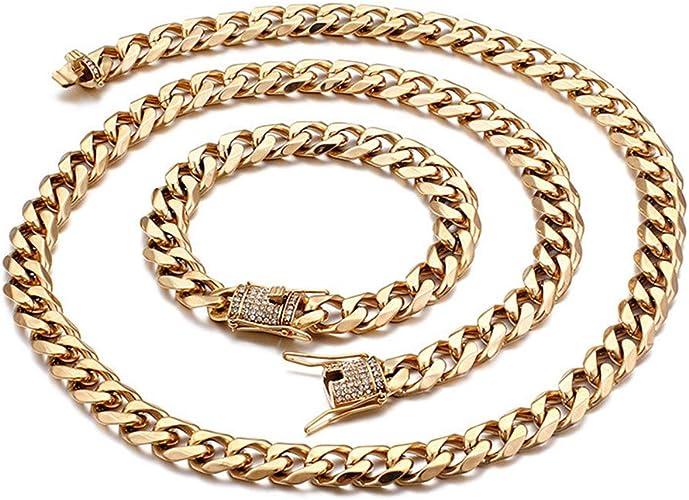Joyas de acero inoxidable corazón de acero inoxidable cadena Stainless Steel High grados pendant con cadena
