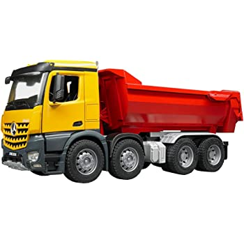 Amazon Com Bruder Mack Granite Dump Truck Toys Amp Games