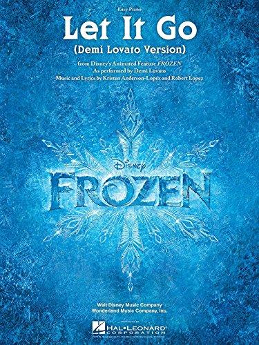Let It Go - Demi Lovato Easy Piano ebook