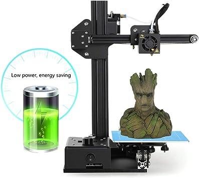 Jun Impresora 3D Ender-2S Grado Industrial Bricolaje Casa Alta ...