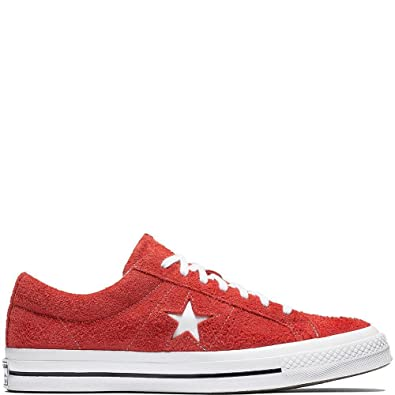 1bdf03c699 Amazon.com | Converse Men's One Star Suede Ox Sneakers | Fashion ...