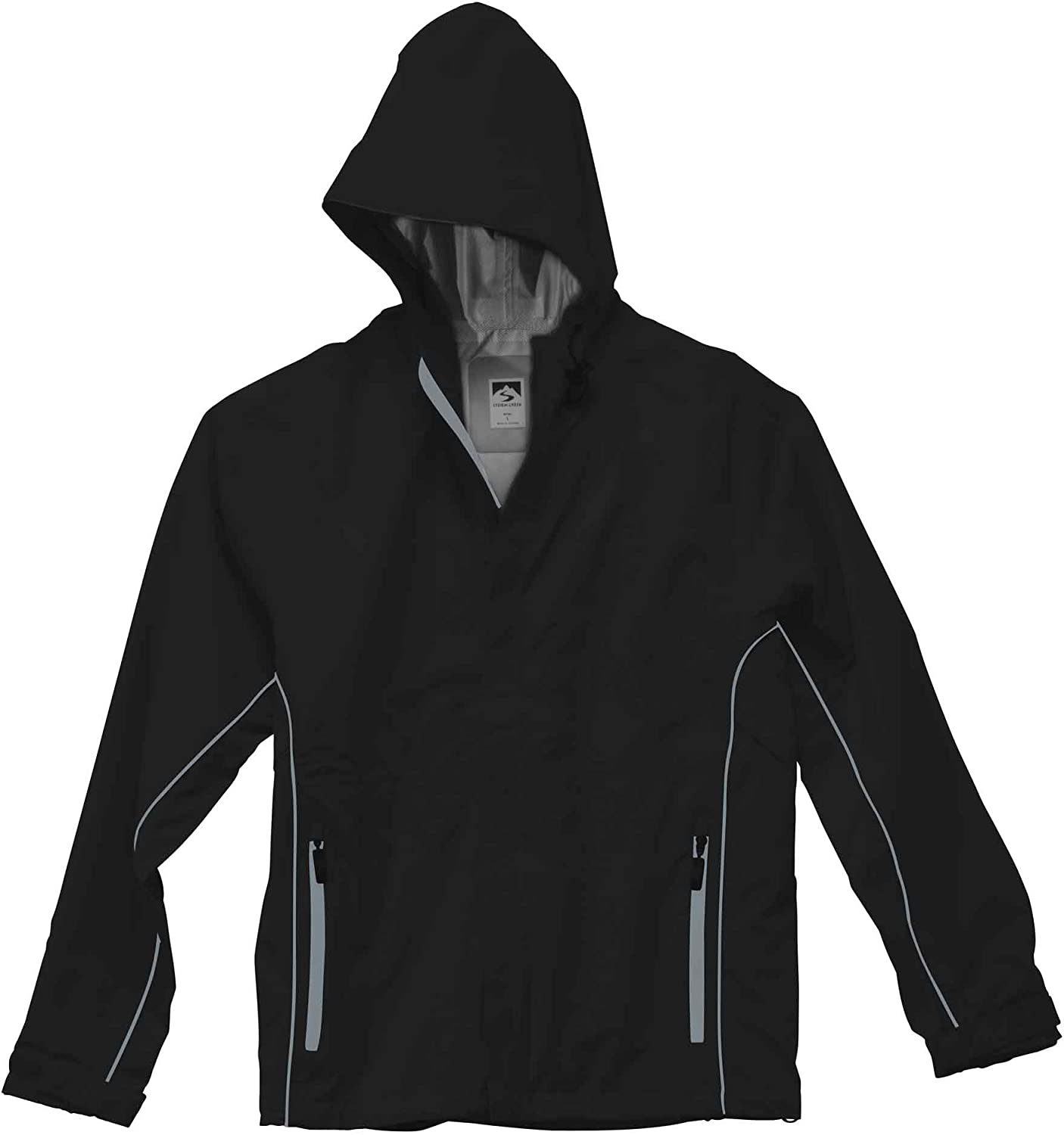 Storm Creek Apparel Mens Water Proof//Breathable Seam Sealed Shell Jacket