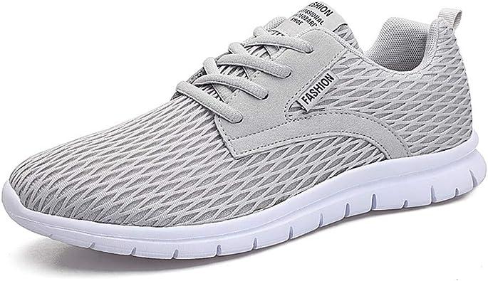 Zapatillas de Deporte para Hombre Zapatillas Deportivas cómodas de ...