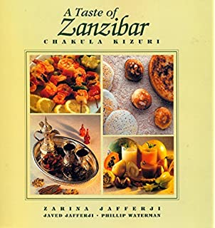 Taste of tanzania modern swahili recipes for the west miriam r a taste of zanzibar forumfinder Gallery