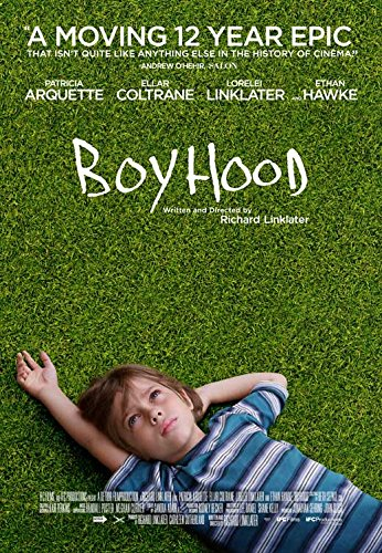 Image result for boyhood movie poster