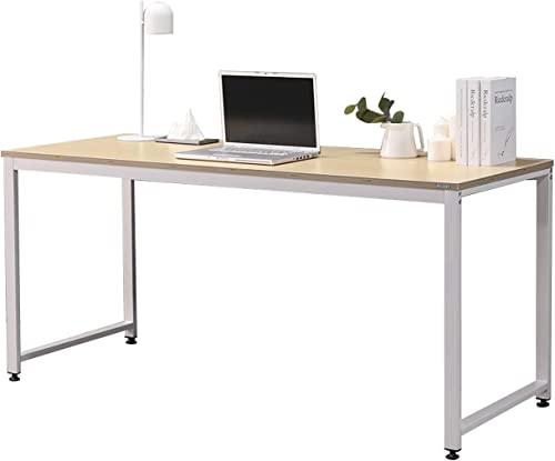 SOFSYS 63″ Computer Writing Desk Workstation Table Home Office Design