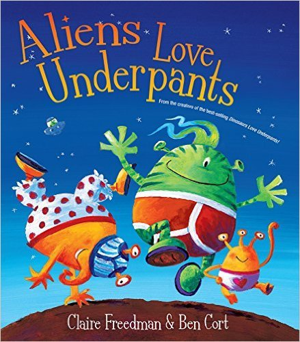 Alien's Love Underpants