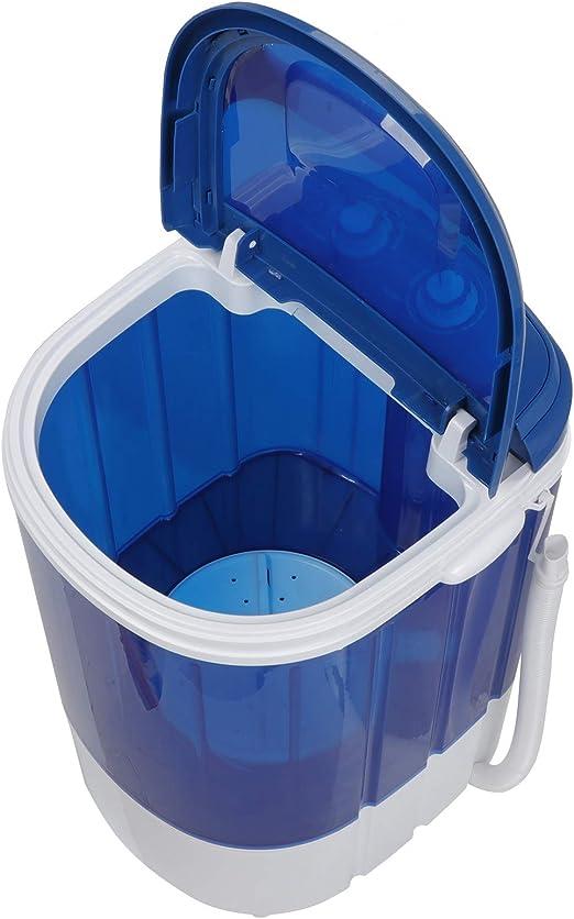 SUPER DEAL Mini Washing Machine Compact Count
