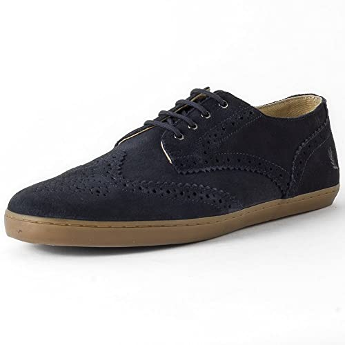 Fred Perry Zapatos Derby Fp Ealing Azul EU 45 (UK 10)