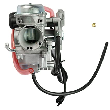 amazon com: new carburetor carb for arctic cat atv 350 366 400 carb  0470-737 2008-2017: automotive