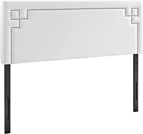 Modway Josie Faux Leather Upholstered Queen Headboard