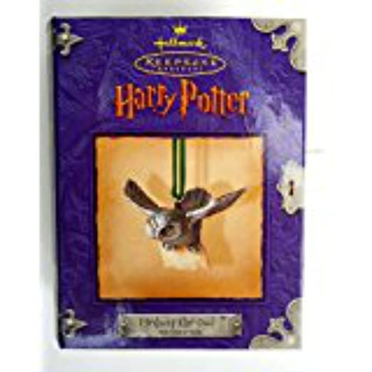 Harry Potter Hedwig Owl Hallmark Ornament