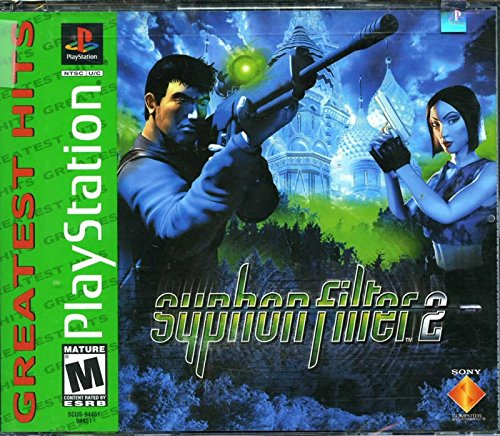 Wholesale Filters - Syphon Filter 2