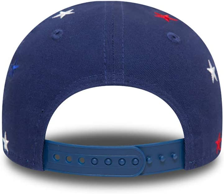 New Era Unisex/_Child Kids 940 Stars Losdod Cap one size Navy