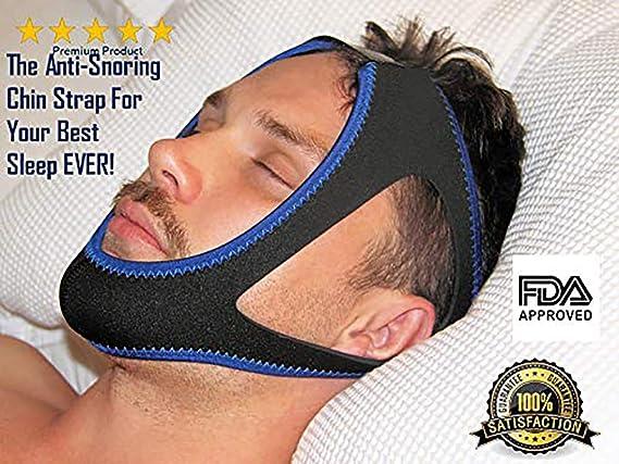 Pulsera antironquidos para la barbilla, dispositivo para dejar de ...