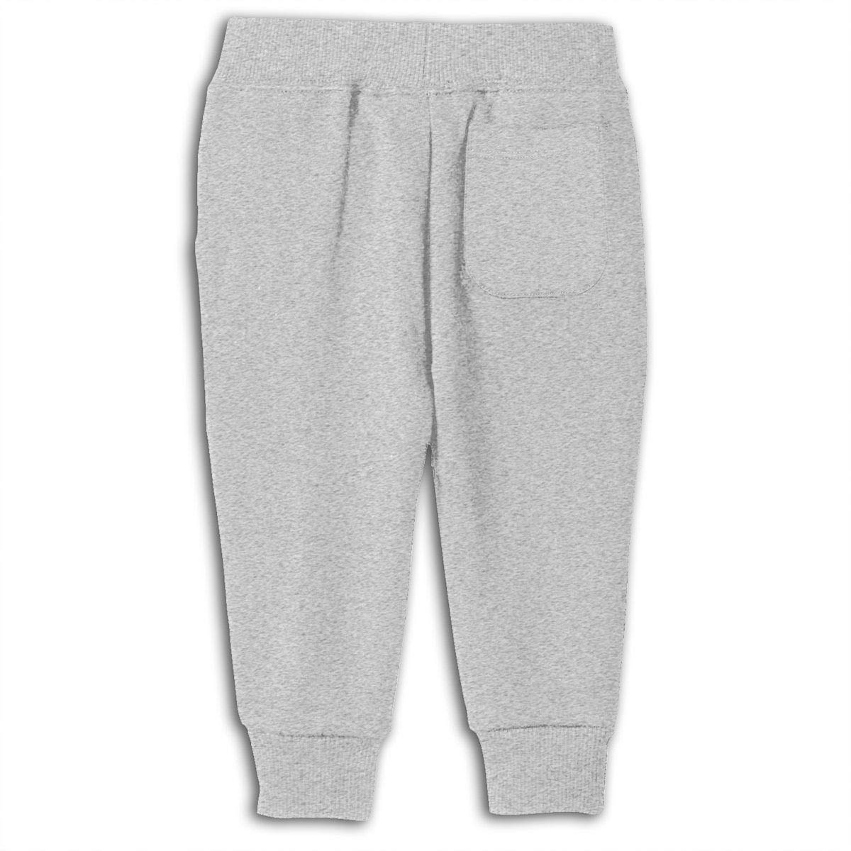 Printed Shark Fin Sea Wave Childrens Boys Girls Unisex Sports Sweatpants