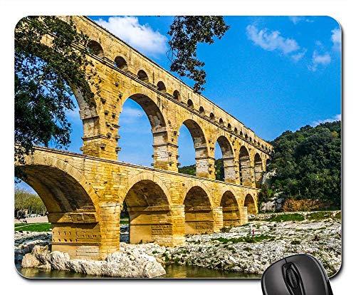 Mouse Pads - Pont Du Gard Nimes Arles Ales Viaduct Aqueduct