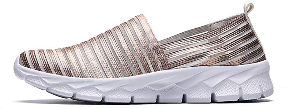 Zapatos Deportivos,ZARLLE Transpirables Casual,Zapatos Flojos Superficie Neta Zapatos para Correr,Zapatillas Running Mujer Deportes y Aire Libre,Zapatos Casuales: Amazon.es: Ropa y accesorios