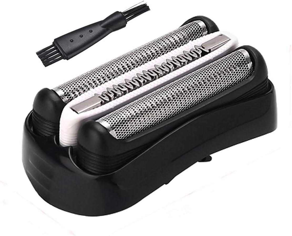 Ketofa - Lámina y cortador de repuesto para afeitadora Braun ...