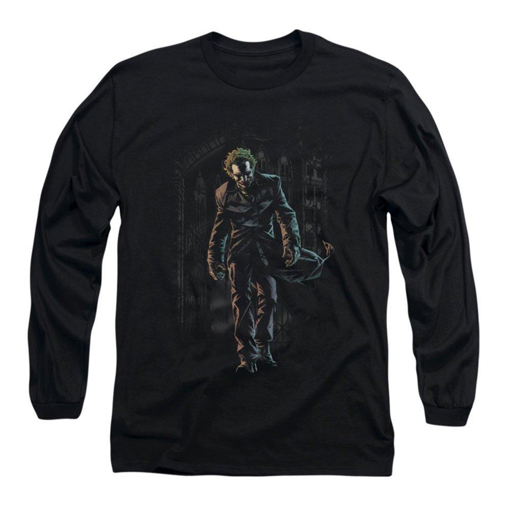 Wickedtees Joker Leaves Arkham 1765 Shirts