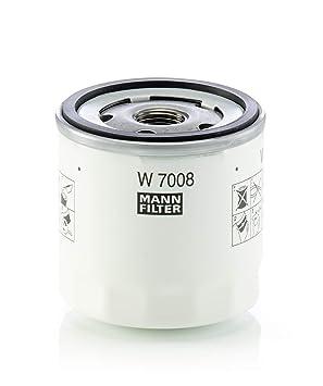 Mann Filter W7008 Filtro de Aceite