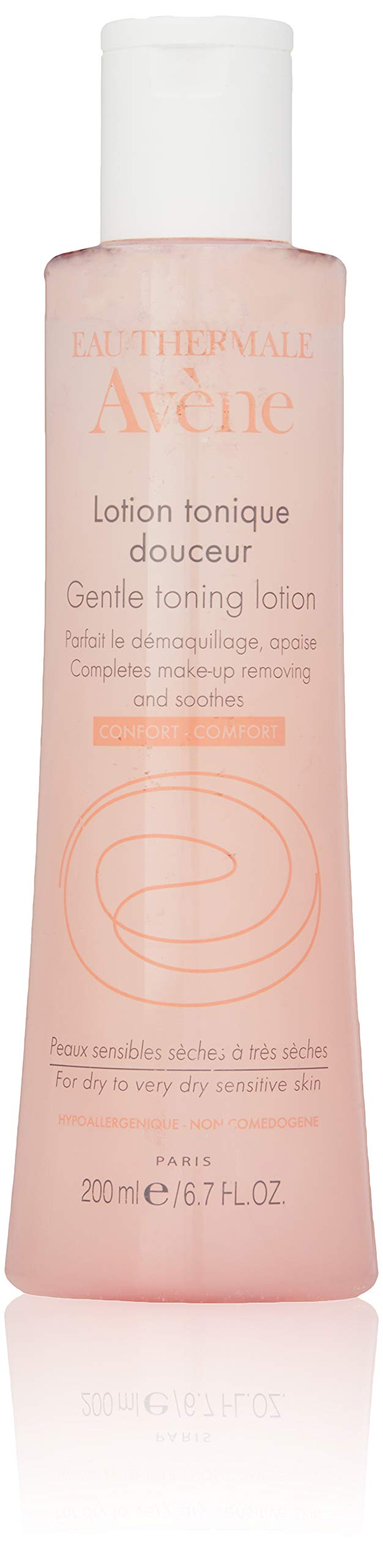 Eau Thermale Avene Gentle Toning Lotion,  6.7 Oz by Eau Thermale Avène