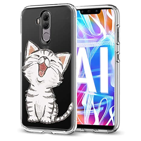 coque chat huawei mate 20 lite