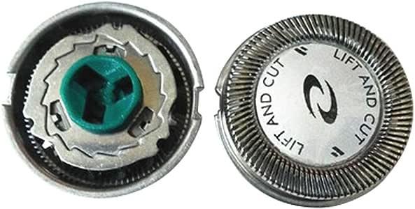 Fosheng - Cuchilla de Afeitar de Repuesto para Philips HQ7310 PT720 PT725 HQ7140 HQ7390: Amazon.es: Hogar