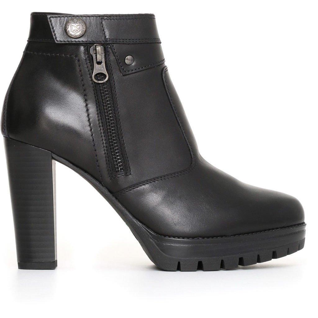 TALLA 35 EU. Nero Giardini Mujer Zapatillas Altas