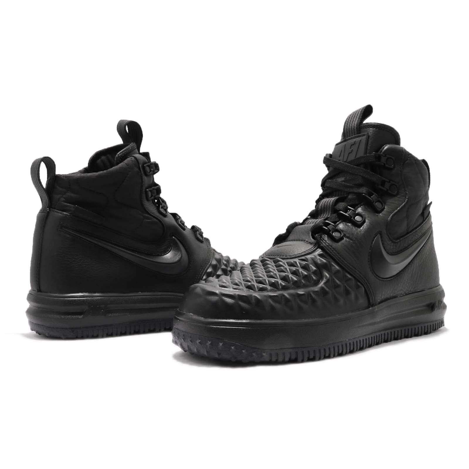 Nike Kid's LF1 Duckboot 17 GS, Black/Black-Anthracite, Youth Size 3.5 by Nike (Image #6)