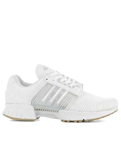 reputable site 2a31f e4a81 adidas Mens Climacool 1 Running Shoe White 8