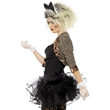 c41d45affa4b7 Generique - 80er Jahre Rock-Kostüm für Damen L