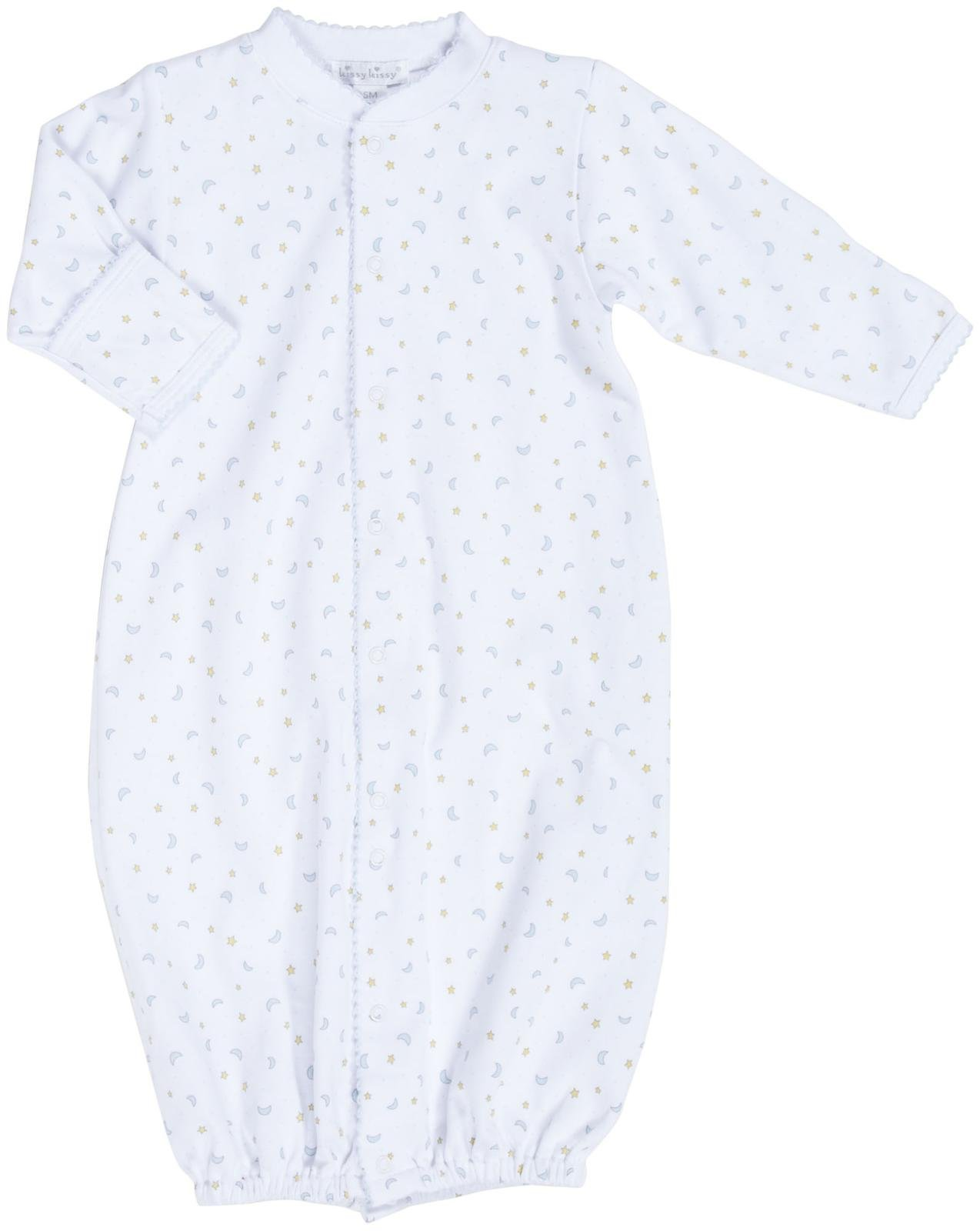Amazon.com: Kissy Kissy Baby Boys\' Converter Gown (Baby): Infant And ...