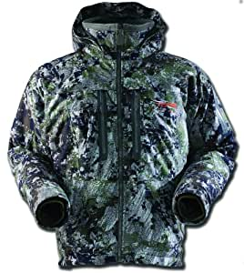 Sitka Gear Men's Incinerator Insulated Jacket, Optifade Forest, Large