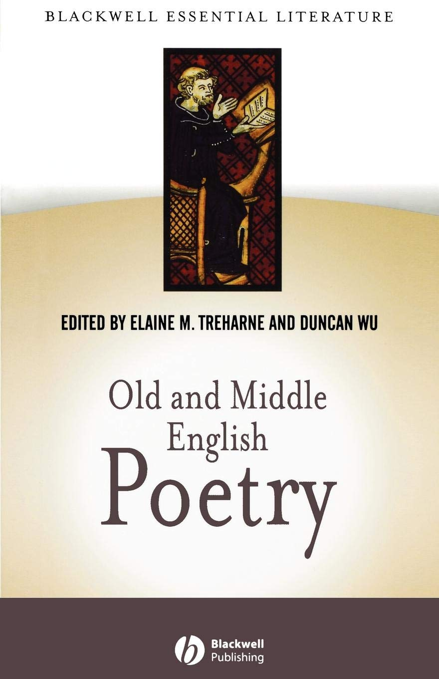 The Language of Old and Middle English Poetry