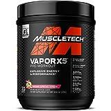 Pre Workout Powder   MuscleTech Vapor X5   Pre Workout Powder for Men & Women   PreWorkout Energy Powder Drink Mix   Sports N
