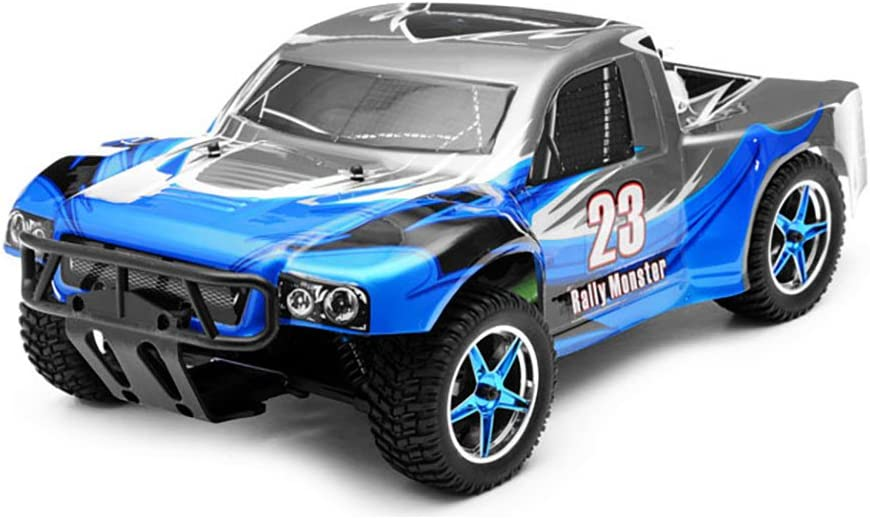8677809929 Exceed RC 1/10th 2.4Ghz Brushless Rally Monster Electric RTR Racing Truck (AA Blue) 61PFqCy50LL.SL1000_