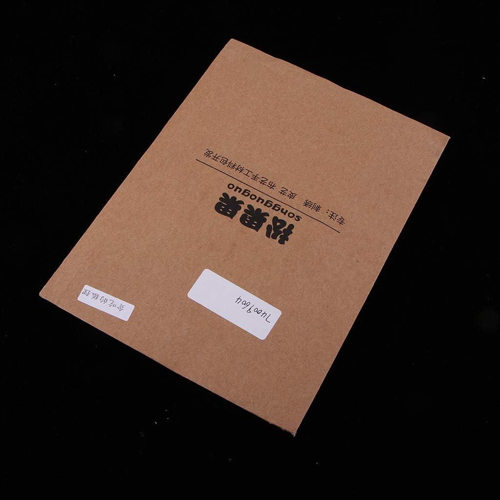 enth/ält Stoff P Prettyia Kreuzstich Stickerei DIY Handarbeit Stickpackung Set Fuchs und Traube Motiv F/äden Nadeln