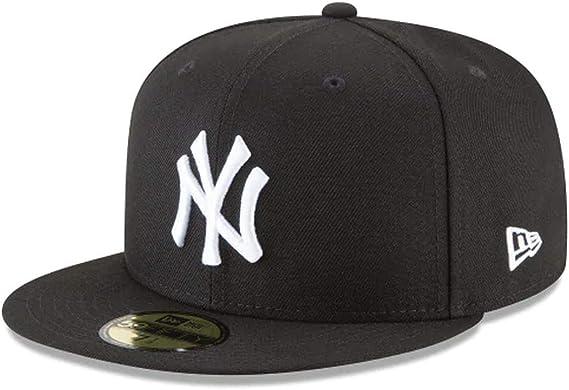New Era 59Fifty Fitted Cap New York Yankees schwarz//blau