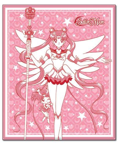Great Eastern Entertainment Sailor Moon & Chibi Chibi Throw