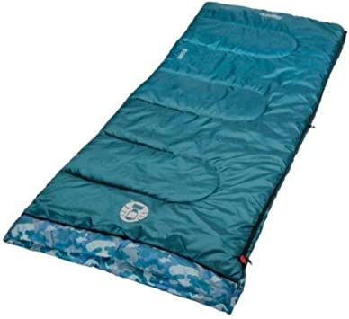 Coleman Autumn Trails 30 Degree Big /& Tall Sleeping Bag 50 Degrees Regular New