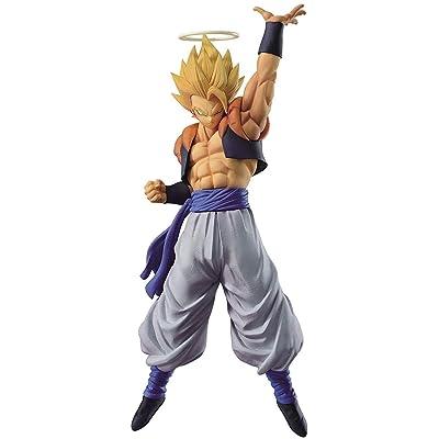 Banpresto 39564 Dragon Ball Legends Collab Super Saiyan Gogeta Figure: Toys & Games