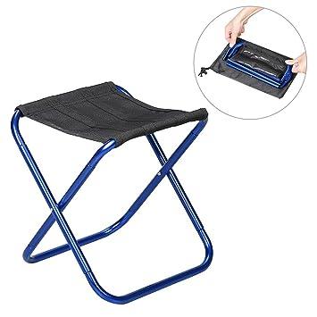 Silla plegable al aire libre, silla de camping Silla de ...