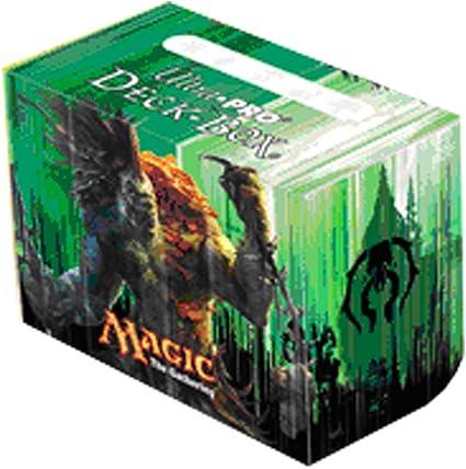 GATECRASH SKARRG GUILDMAGE ULTRA PRO SIDELOADING DECK BOX CARD BOX